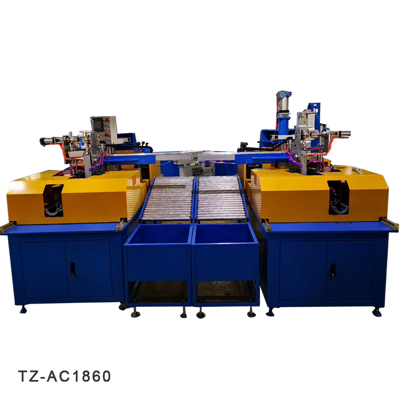 automatic coiling machine