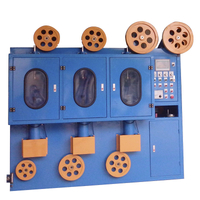 Vertical Triple Layer Electrical Mica Taping Machine | TaiZheng