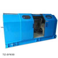 Frame Type Single Twisting Machine | Twister China - TaiZheng