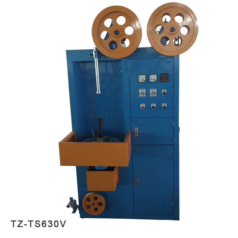 mica tape taping machine
